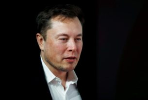 tesla-tumbles-after-musk-tweets-stock-too-high