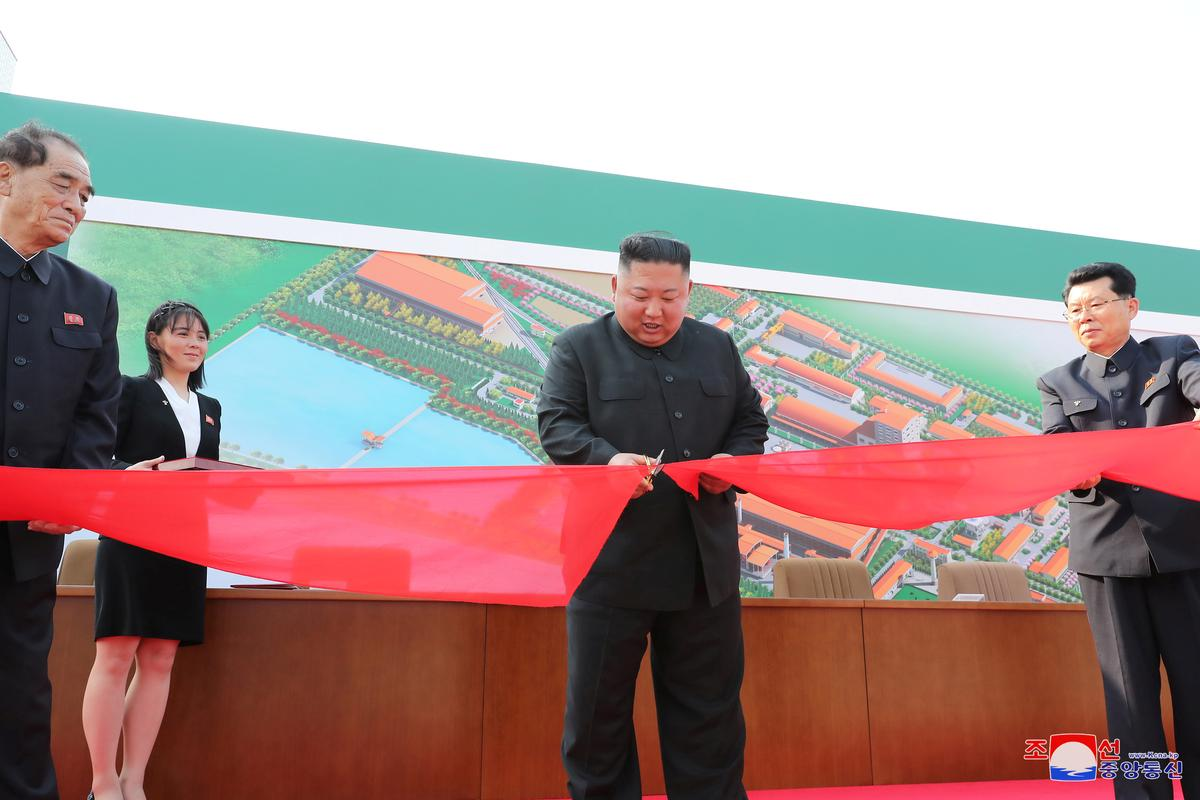 the-art-of-re-emergence:-north-korea-leader-kim-appears-after-long-gap