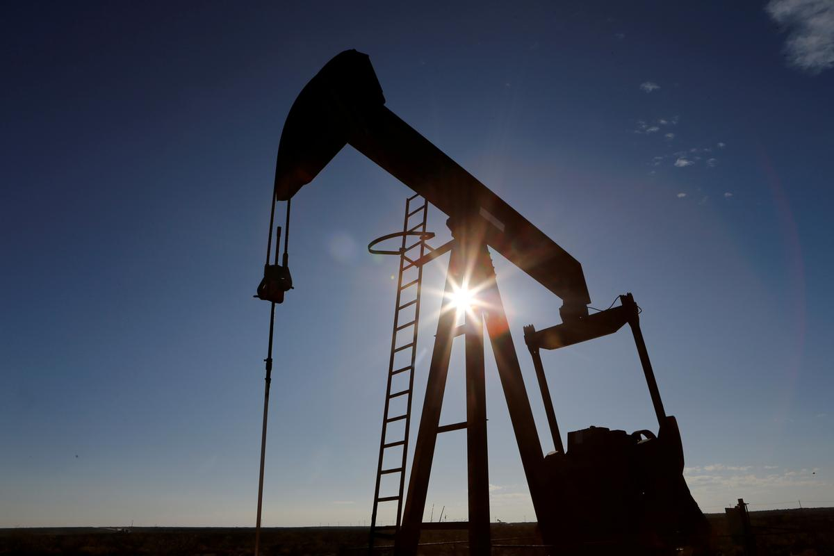 oil-up-3%-as-countries-ease-lockdowns,-production-falls