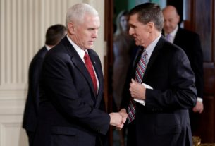 pence-says-he-would-welcome-trump-ex-adviser-flynn's-return:-axios