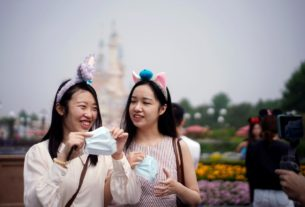 paris-salons,-shanghai-disney-reopen-despite-global-alarm-over-second-coronavirus-wave