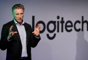 logitech-sales-surge-as-locked-down-families,-workers-stay-connected