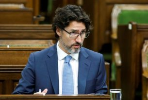 canada's-trudeau:-world-has-changed-even-if-pandemic-ends,-vaccine-found