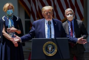trump:-us.-government-working-with-other-countries-on-vaccine