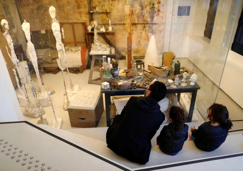 museum-without-the-crowds:-giacometti-institute-reopens-in-paris