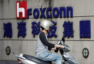 foxconn-quarterly-profit-hits-two-decade-low,-sees-growth-from-post-virus-lifestyles