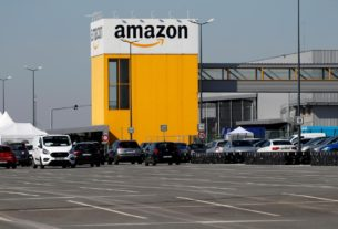 amazon's-french-warehouses-to-reopen-with-30%-staff:-unions