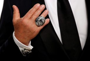 patriots-owner-kraft's-super-bowl-ring-sells-for-$1.025-million