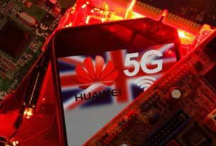 uk-plans-cut-in-huawei's-5g-network-involvement:-newspaper-report