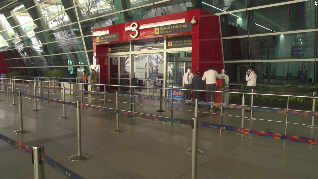 india-reopens-domestic-air-travel-with-precautions