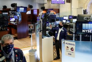 s&p-500-clears-3,000-barrier-on-economic-recovery-and-vaccine-hopes