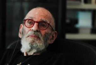 author,-aids-policy-advocate-larry-kramer-dead-at-84