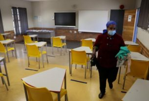 south-africa-postpones-reopening-of-schools-over-safety-concerns