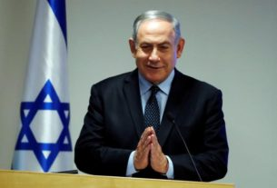 worker-in-netanyahu's-office-diagnosed-with-covid-19
