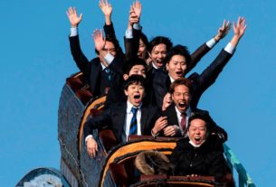 no-screaming,-please:-japan-amusement-parks-issue-new-covid-19-guidelines