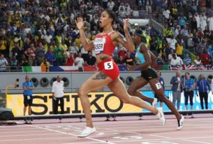 athletics:-aiu-says-suspended-naser-missed-four-tests-as-she-pleads-innocence