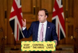 british-health-minister-urges-protesters-not-to-attend-rallies