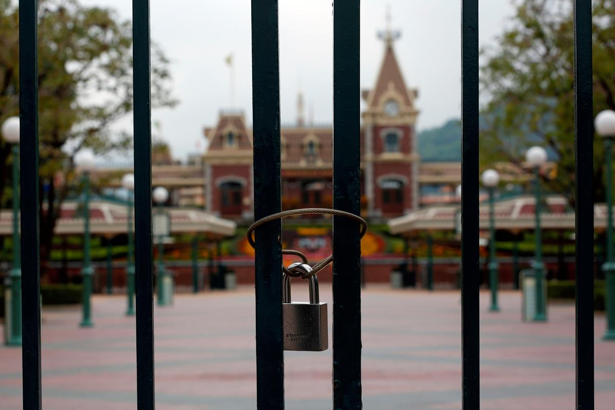 hong-kong's-disneyland-to-reopen-on-june-18-after-coronavirus-break