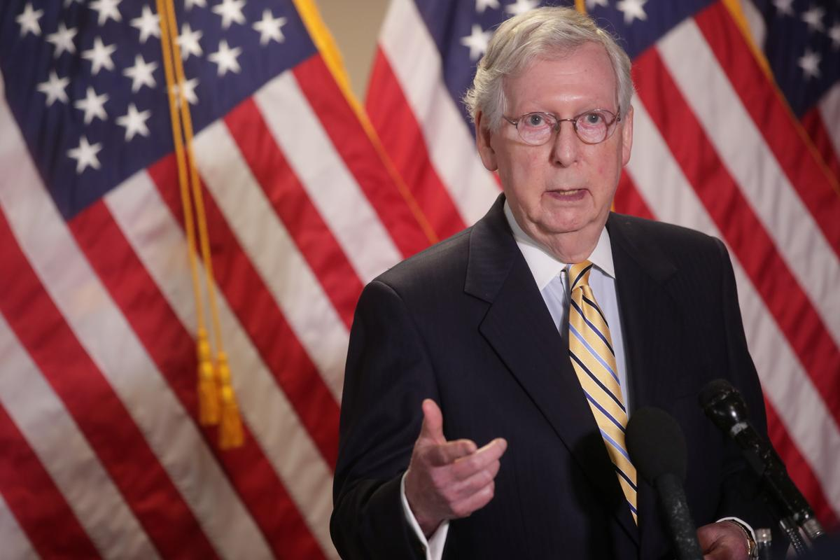mcconnell-says-democrats'-policing-bill-'going-nowhere'-in-senate