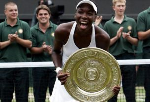 on-this-day:-born-june-17,-1980-–-venus-williams,-american-tennis-player