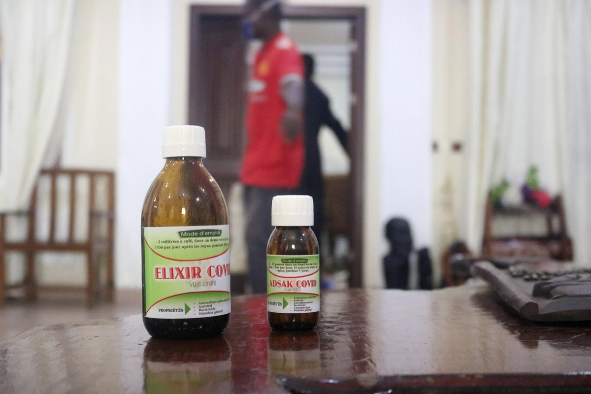 cameroon-archbishop-says-treating-covid-19-with-plant-based-remedy