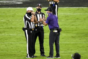 refs'-union-to-nfl:-take-action-against-ravens'-john-harbaugh-for-his-mask-less-rant