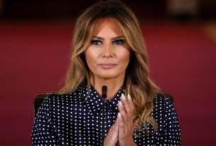 secretly-recorded-tapes-show-melania-trump's-frustration-at-criticism-for-family-separation-policy-and-her-bashing-of-christmas-decorations