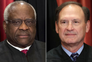 justices-thomas-and-alito-lash-out-at-the-decision-that-cleared-way-for-same-sex-marriage