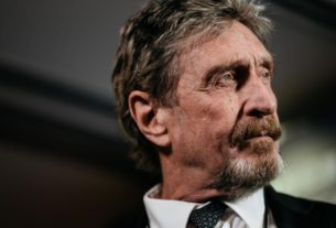 john-mcafee-indicted-for-tax-evasion,-arrested-in-spain