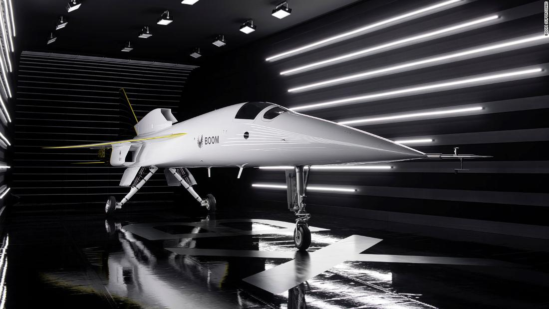 'supersonic-travel-is-here':-boom-rolls-out-xb-1-demonstrator-aircraft