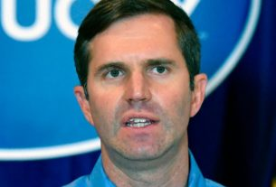 kentucky-gov.-andy-beshear-is-quarantining-with-his-family-after-a-member-of-his-security-detail-tested-positive-for-covid-19