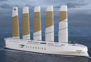 sweden's-new-car-carrier-is-the-world's-largest-wind-powered-vessel