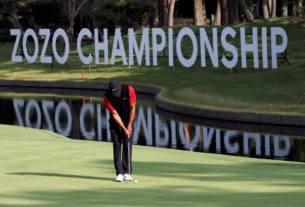 tracker:-follow-tiger-woods'-zozo-championship-first-round,-shot-by-shot