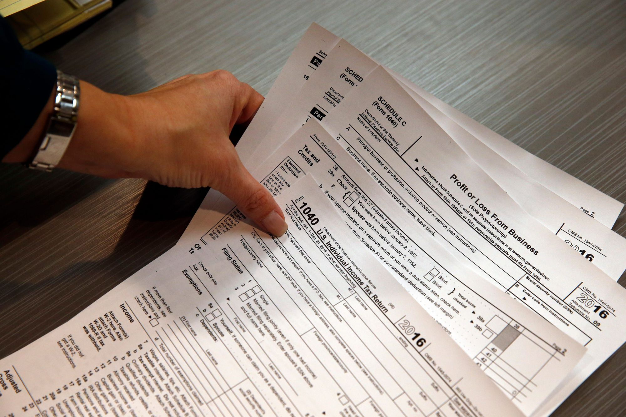 is-it-possible-to-prepay-taxes,-as-president-trump-claims-he-did?