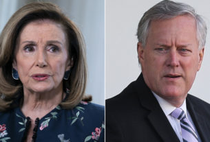 pelosi-and-meadows-trade-accusations-over-stimulus-talks-in-sign-deal-remains-elusive