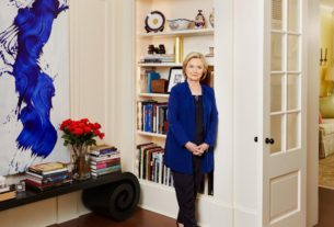 hillary-clinton-offers-rare-glimpse-inside-family's-dc-home