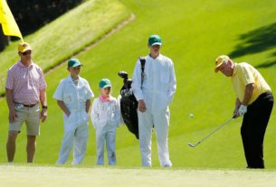 two-tee-start,-no-par-3-contest-for-november-masters-tournament
