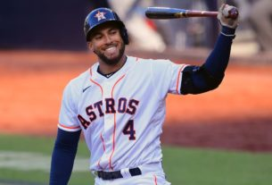 george-springer-reportedly-wants-out-of-houston;-should-red-sox-pursue-astros-star?