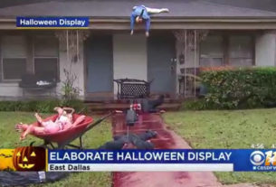police-called-on-bloody-halloween-decorations