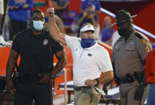 dan-mullen-fined-$25k,-5-players-suspended-in-fallout-from-florida-missouri-brawl