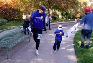 an-ohio-dad-runs-his-first-marathon-around-hospital-for-4-year-old-son-with-cancer