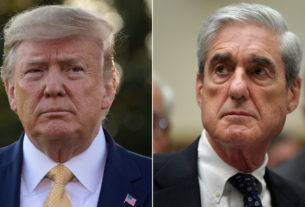 read:-mueller-report-issued-with-fewer-redactions-released-on-eve-of-election