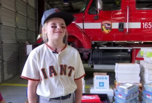 man-donates-25,000-baseball-cards-to-a-9-year-old-girl-who-lost-her-collection-in-a-wildfire
