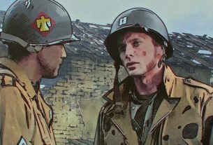 'the-liberator'-is-an-interesting-animated-experiment,-but-a-flat-world-war-ii-tale