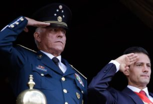 former-mexican-defense-secretary-accused-of-drug-trafficking-to-be-turned-over-to-mexico-for-investigation