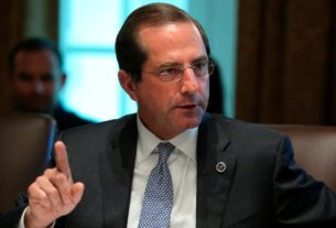 hhs-secretary-says-department-won't-work-with-biden's-team-until-federal-agency-determines-he-won