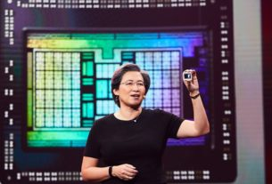 chipmaker-amd-nears-buy-point-after-getting-bullish-analyst-report