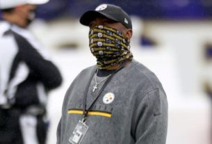 mike-tomlin:-steelers-have-no-new-positive-tests,-want-to-play-on-tuesday-night
