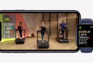 peloton-stock-falls-after-apple-announces-launch-date-for-fitness+-service