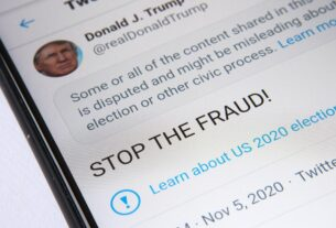 social-media-bet-on-labels-to-combat-election-misinformation.-trump-proved-it's-not-enough